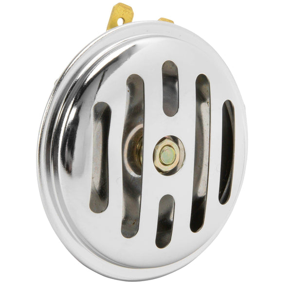 Universal Mini Horn 2.5 inch diameter - Chrome
