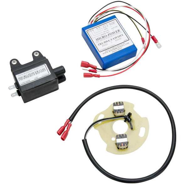 Electronic Micro Power Digital Ignition System for Yamaha XS650s - Kit 00103