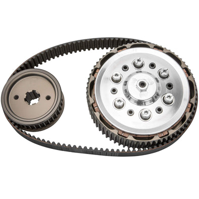 Belt Drive and Clutch for Triumph Unit 750 c.c. T140 TR7