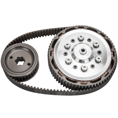 Belt Drive and Clutch for BSA A50 / A65