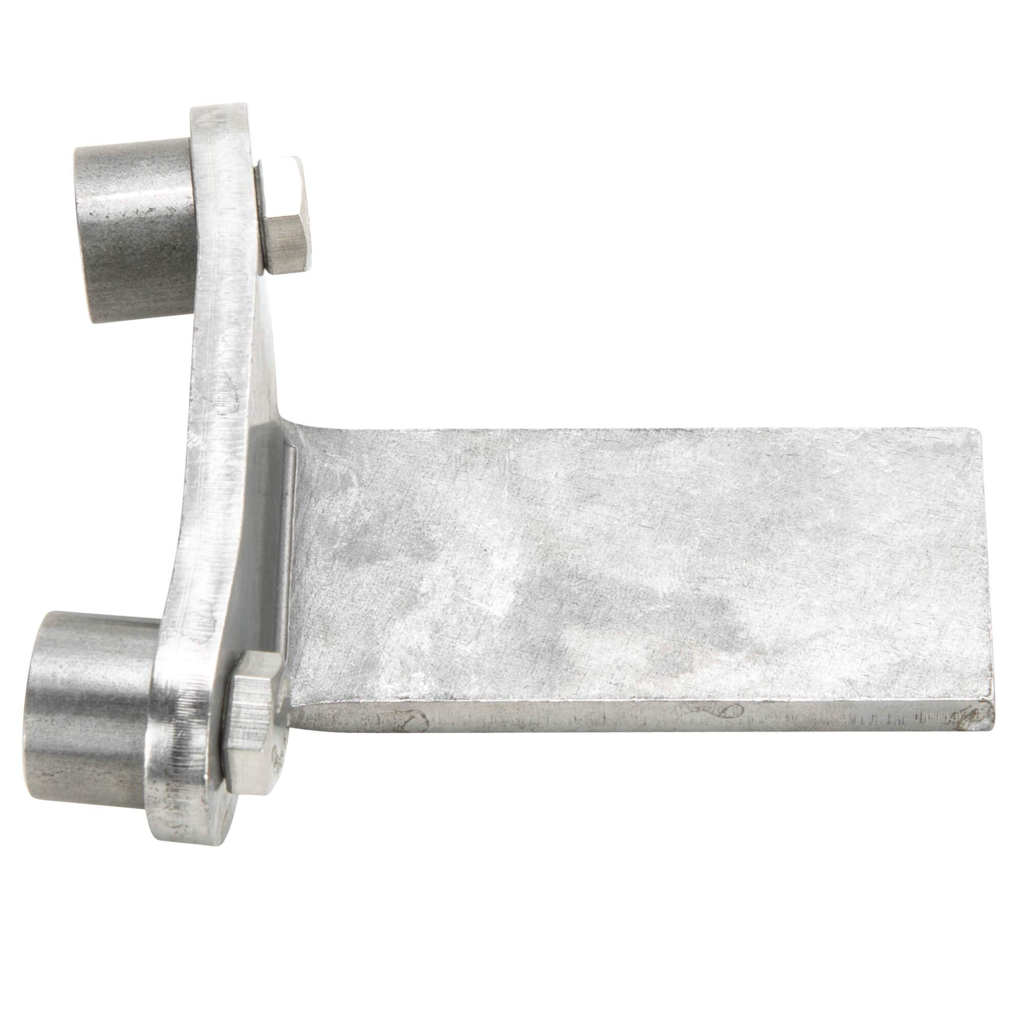Motorcycle Weld-On Coil-Over Shock Mounting Bracket C-Silver