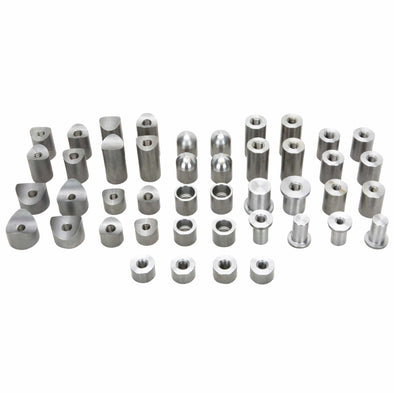 44 piece Builder's Steel Bung Assortment