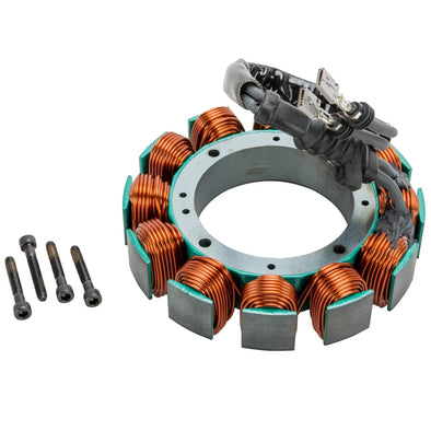 Stator CE-3845-02 for 2002 - 2005 Harley-Davidson FLH and FLT Models