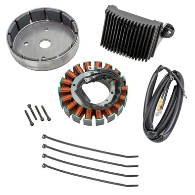 CE-84T-99 Stator Rotor and Regulator Kit for 1999 - 2003 Harley-Davidson FLH and FLT Models