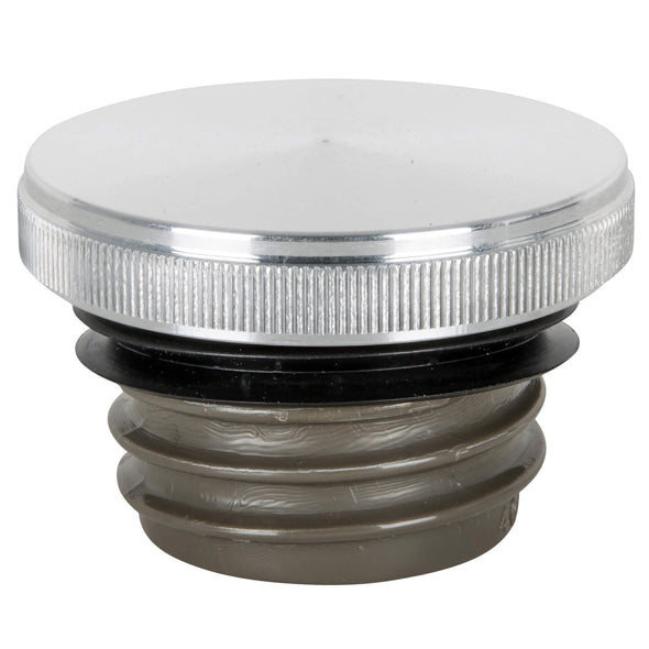 Banded Screw-In Gas Cap for Harley-Davidson 1996 & later - Aluminum