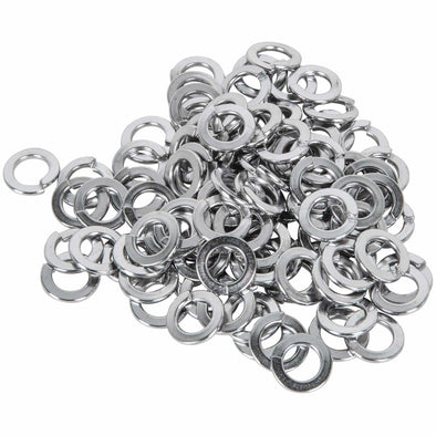 Colony #3/8-L-100 Chrome Plated Lockwashers 3/8 inch - Bag of 100
