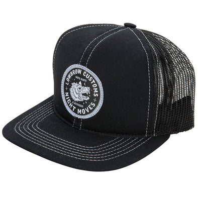 Night Moves Premium Snap Back Hat - USA Made