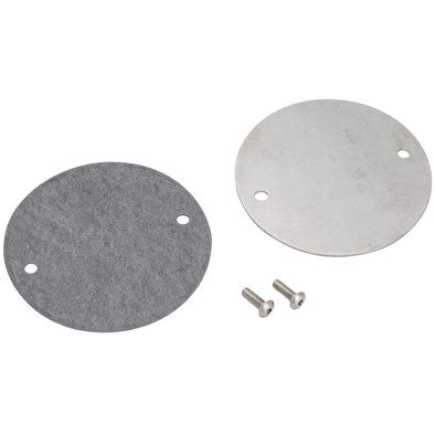 Tumbled Stainless Steel Points Cover for Harley-Davidson Sportsters and 1970 - 1999 Big Twins
