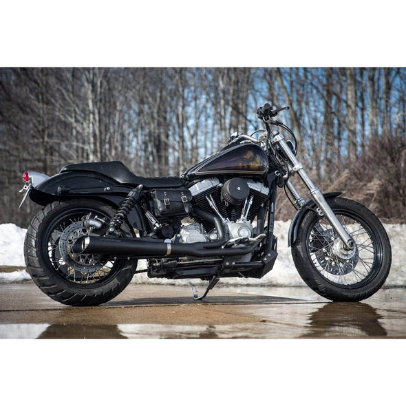 2 into 1 SuperMeg Exhaust by Kerker 2012 - 2017 Harley-Davidson FXD Dyna Glide