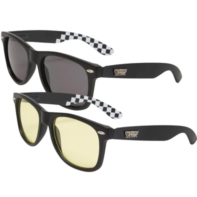 Originals Sunglasses and Black Moon Riding Glasses Set - Save $5!