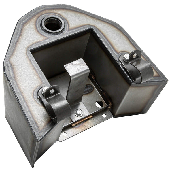 Bolt-On Oil Tank for Rigid Harley-Davidson Big Twin Frames 1936-57