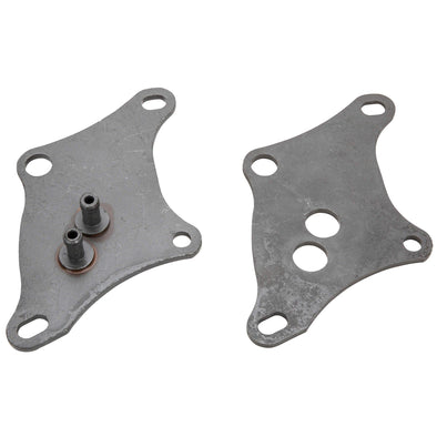 Oil Filter Front Motor Mount Plates for 1952 - 1981 Harley-Davidson Ironhead Sportster