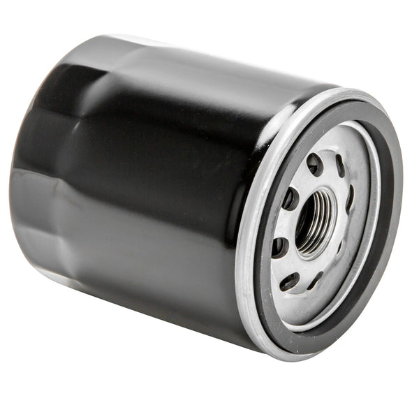 Oil Filter for Harley-Davidson Dyna Softail and Touring Models - Black - OEM# 63798-99A 63731-99