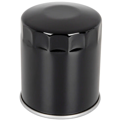 Oil Filter for Harley-Davidson XL FXR Softail Touring Models and Buell - Black - OEM# 63805-80A 63796-77A