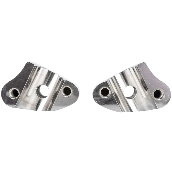 1.7 inch Rise Forged Aluminum Handlebar Risers for Harley-Davidson - Chrome