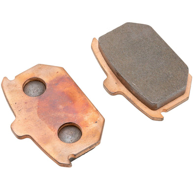 OEM #44209-82 Sintered Metal Rear Disc Brake Pads for 1982 - 1987 Harley-Davidson Sportster Models