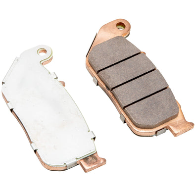 OEM #42831-04 Sintered Metal Front Disc Brake Pads for 2004 - 2014 Harley-Davidson Sportster Models