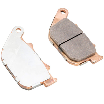 OEM #42836-04 42029-07 Sintered Metal Rear Disc Brake Pads for 2004 - 2013 Harley-Davidson Sportster Models