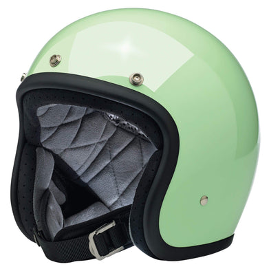 Bonanza Helmet DOT Approved Helmet - Gloss Mint