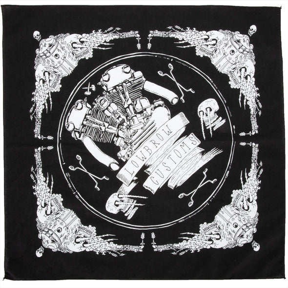 Knucklehead Bandanna - Made in the USA