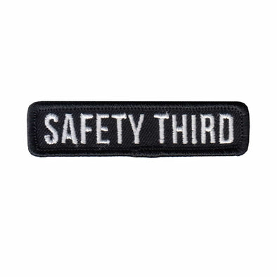 Safety Third Patch
