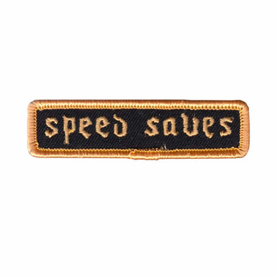 Speed Saves Patch