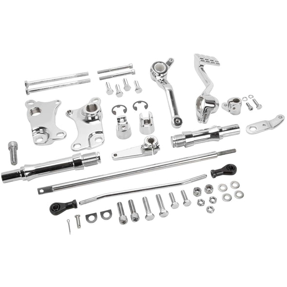 Forward Control Kit for 1986 - 2003 Harley-Davidson Sportsters - Chrome OEM # 33891-98