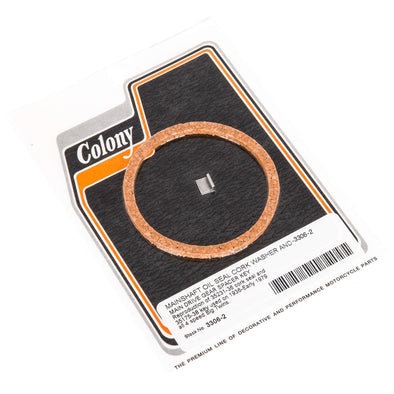 Colony Machine #9529-12 Pushrod Cover O-Ring Seal Kit Big Twin Evo Twin Cam Spor