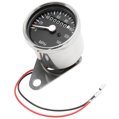 Mini 1:1 ratio Mechanical Speedometer - 2.4 inch