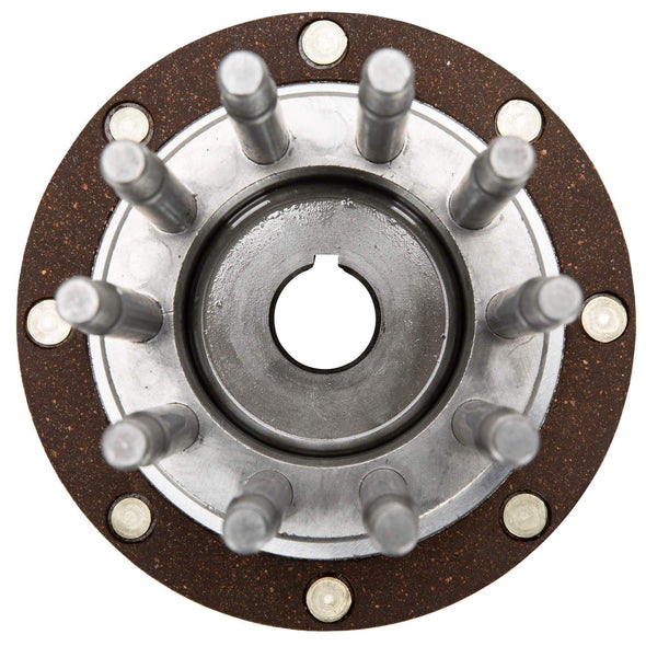 10 Stud Clutch Hub Assembly - Harley-Davidson Big Twins 1941-1984 - OEM # 37550-41B