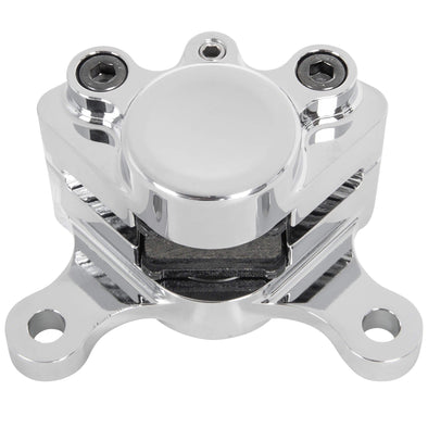 Dual Piston Brake Caliper - Polished