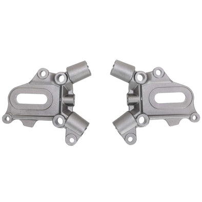 Rigid Frame Axle Plate Set for Disc Brake Rear Wheels