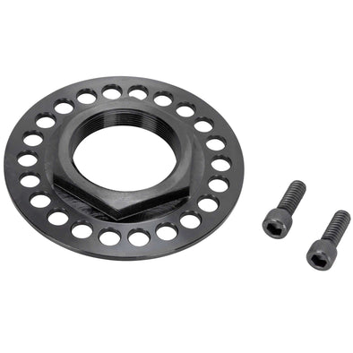 Mega Nut Sprocket/Pulley Lock-Nut for 1993 & Up H-D Sportster and 1993-2006 Big Twin and Twin Cam