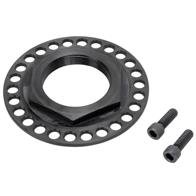 Mega Nut Sprocket/Pulley Lock-Nut for 2006 & Up H-D Dyna and 2007 & Up Softail and Touring Models