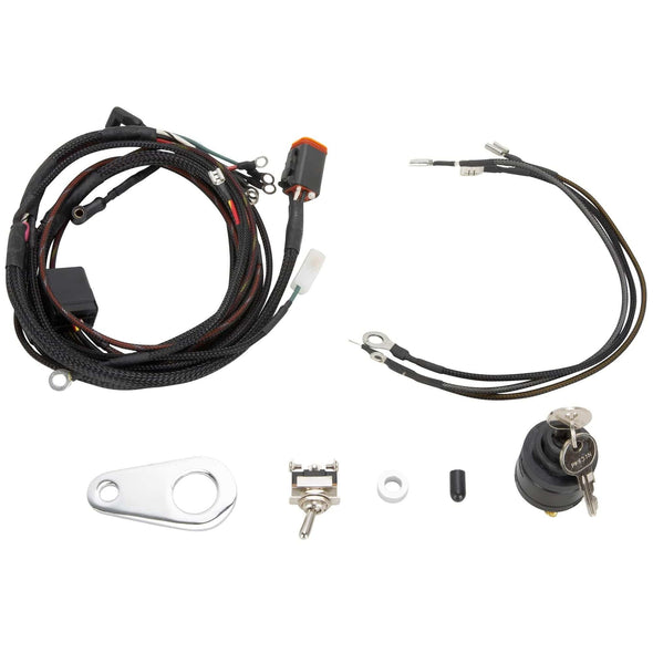 The Sportster Treatment Custom Wiring Harness Kit 1999
