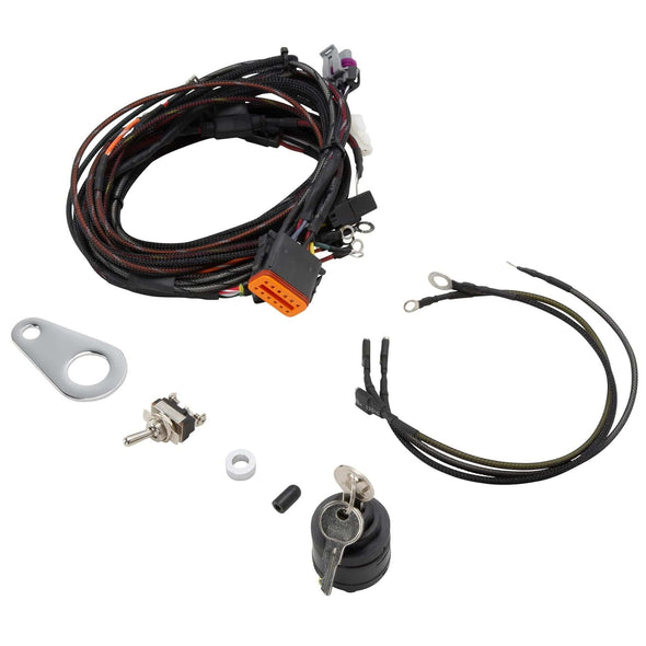 Custom Wiring Harness Kit 2004-2006 Harley-Davidson Sportster Models
