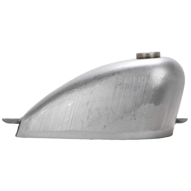 Frisco Mount Sportster Gas Tank - Narrow - Bayonet Filler - 2.1 gallon