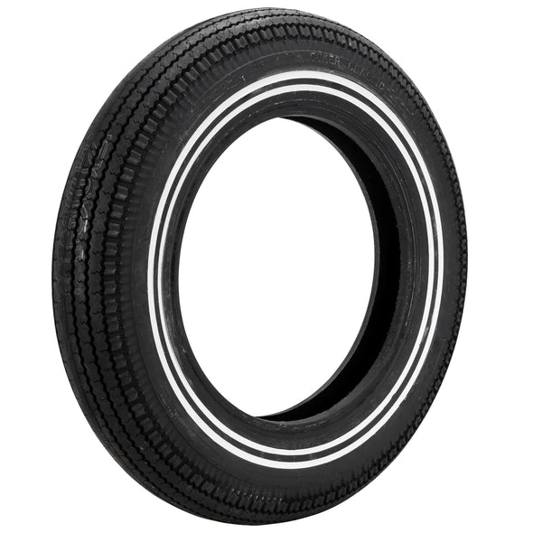 Classic Cycle Double Whitewall Motorcycle Tire 5.00-16