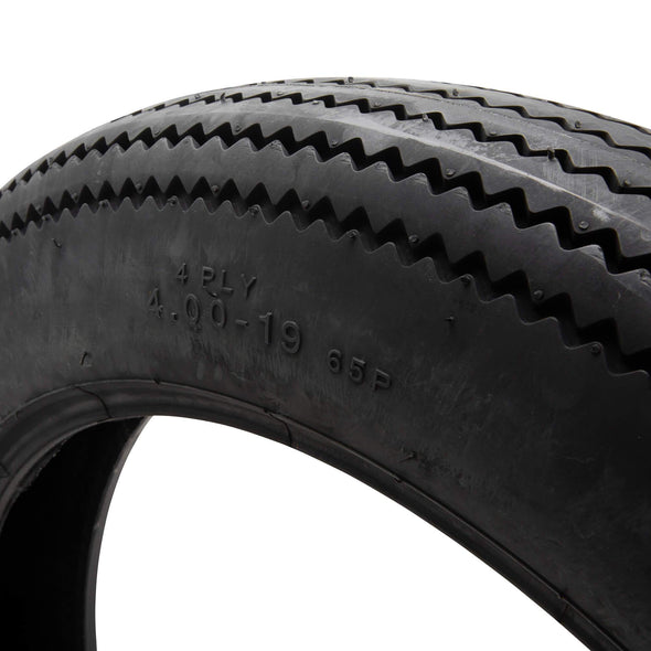 Firestone Deluxe Champion Motorcycle Tire 4.00-19
