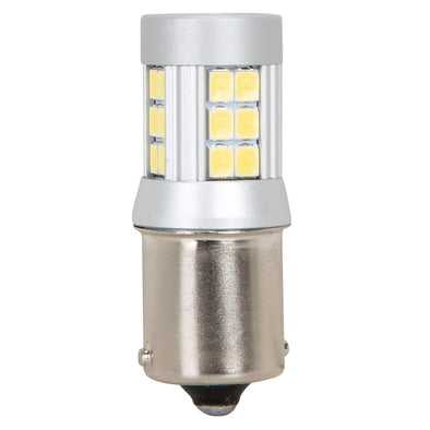 Single filament SMD 12v LED Bulb - 1156 - White