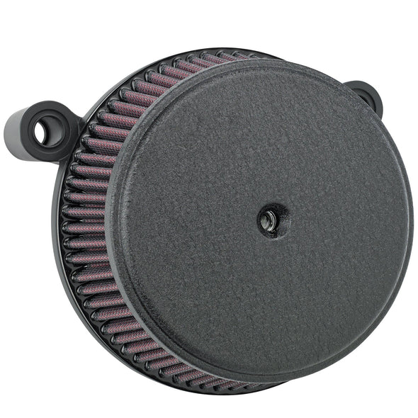Big Sucker Stage 1 Air Filter Kit - Black - 1999-2017 Harley-Davidson Twin Cam