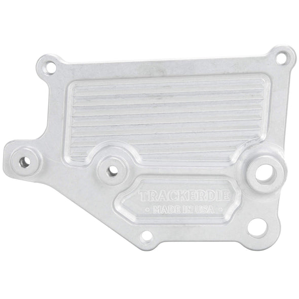 'Bulletproof' Sprocket Cover for 1991-2003 Harley-Davidson Sportster XL - Raw