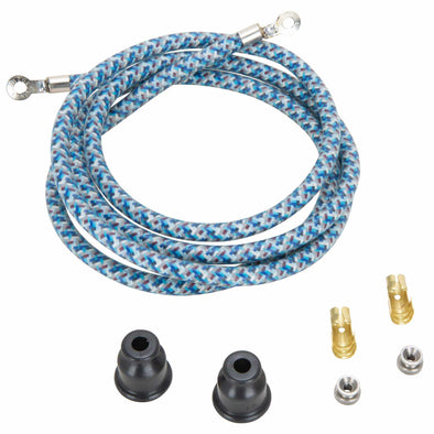 Spark Plug Wire Kits - Blue Explosion