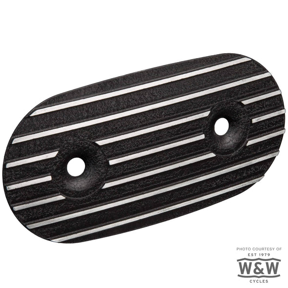 Contrasted Insert for Factory H-D Oval Aircleaners