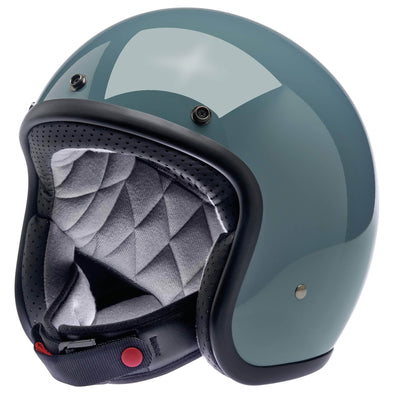 Bonanza Helmet DOT Approved Helmet - Gloss Agave