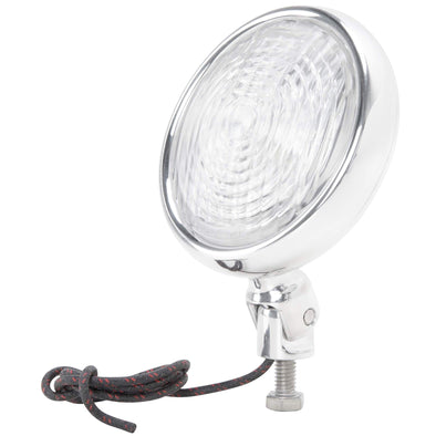 3-1/4 inch Pancake Headlight - Clear Lens