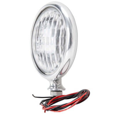 2-3/4 inch Pancake Headlight - Clear Lens
