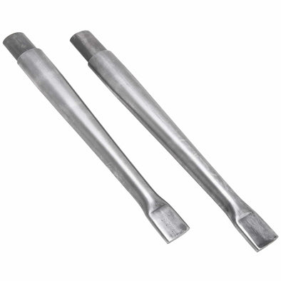 Replacement Springer Fork Legs - Stock Length - 1940-Up Harley-Davidson