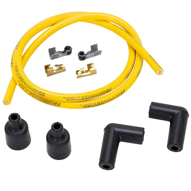 MOONEYES Spark Plug Wire Kits - Yellow