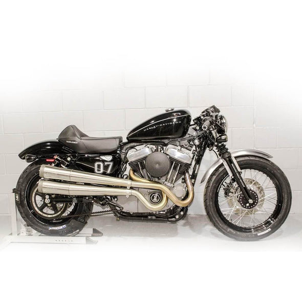 XR-Style Megaphone Race Series Exhaust System - 1986-2003 Harley-Davidson Sportster XL